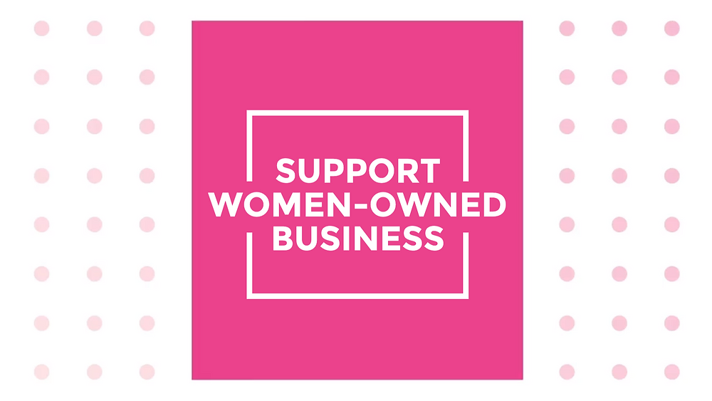 6 ways to support women-owned business