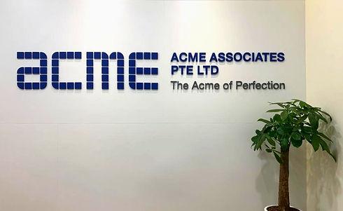 Acme Associates Pte Ltd