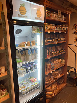 Binnenwinkel koelkast thee.jpg