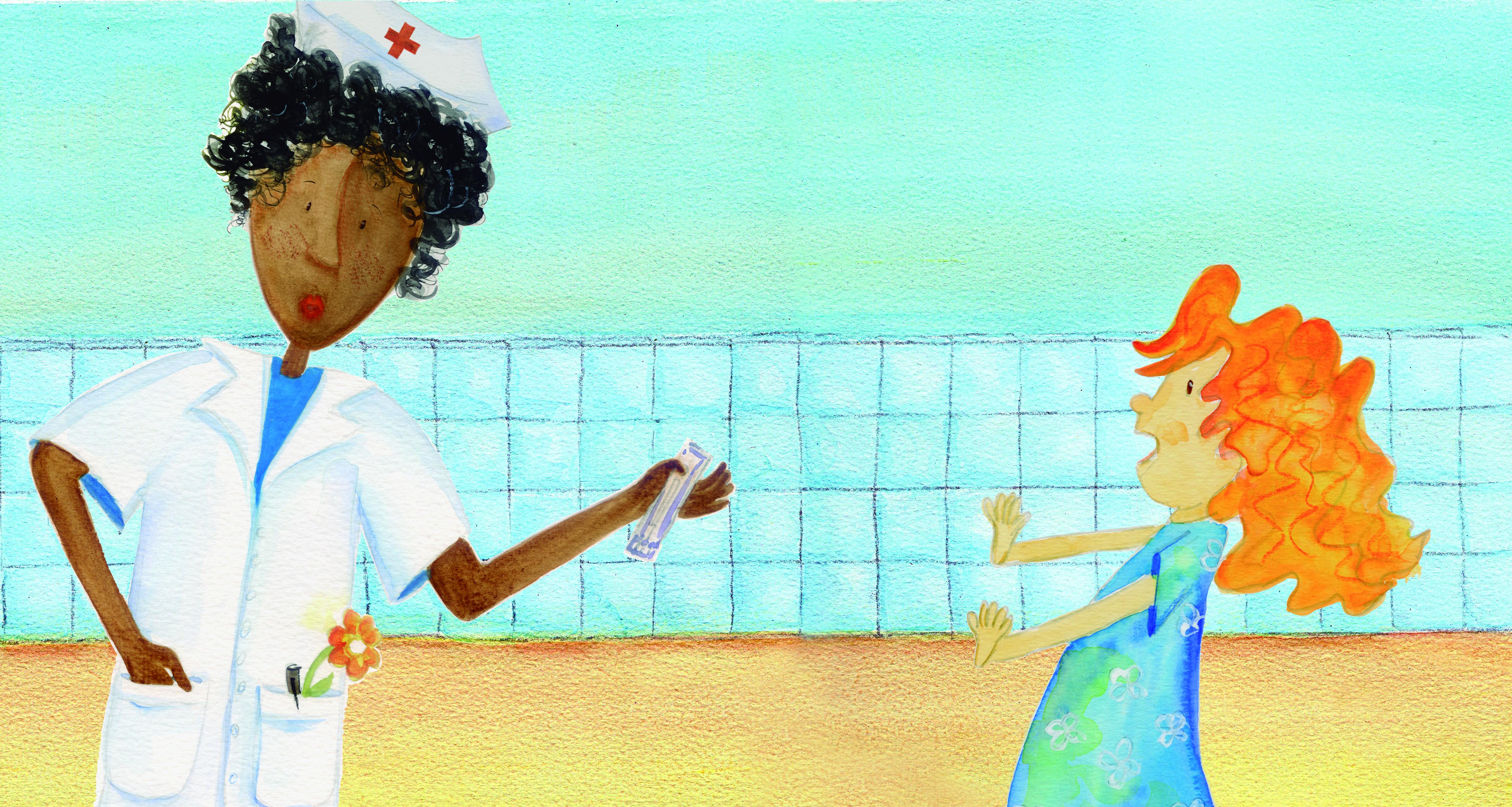 Dia de Vacina