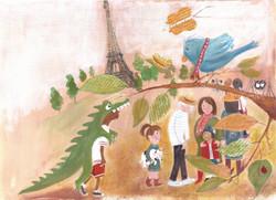 O fabuloso presente do Amor_Paris