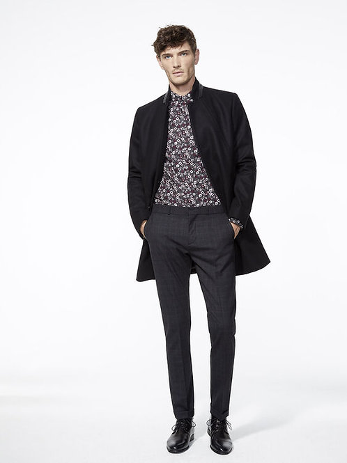 Pantalon de costume gris anthracite- IKKS
