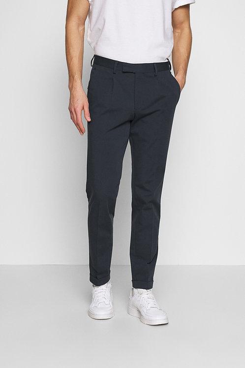 Pantalon classique marine