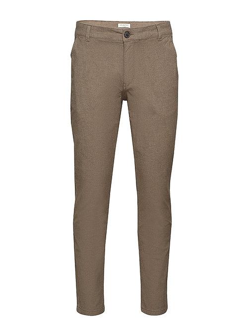 Pantalon homme chino sable