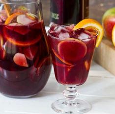 Vino Rosso Sangria