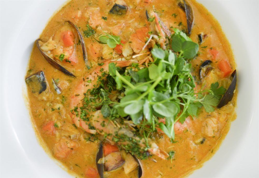Sea Food Curry Dishes