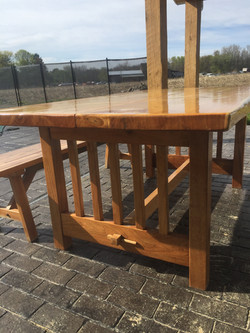 Butternut Picnic Table 2