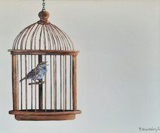 I know why the caged bird sings (poem Maya Angelou).