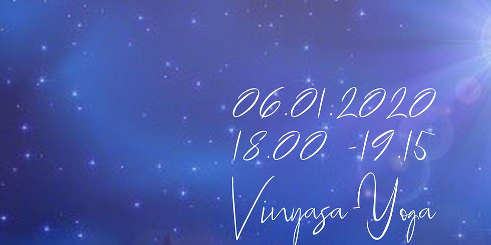 Heilige Drei Könige - Vinyasa-Yoga
