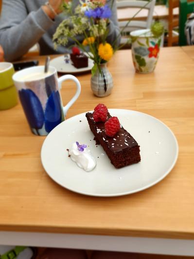Schokoladenkuchen...yes!
