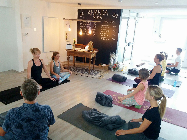 Yoga. Zimmern. Rottweil.