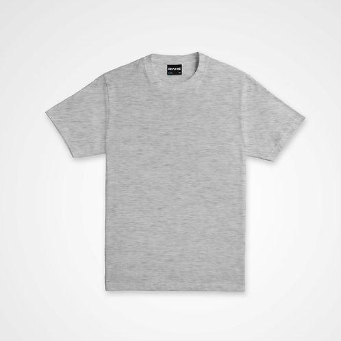 3001B Adult Short Sleeve Basic Tee (Melange)