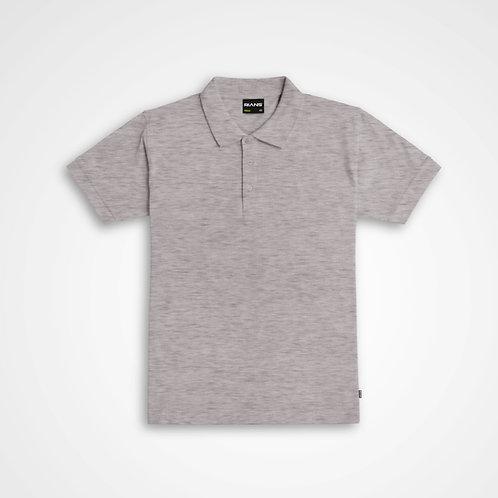 5001P Polo Short Sleeve Tee(Melange)
