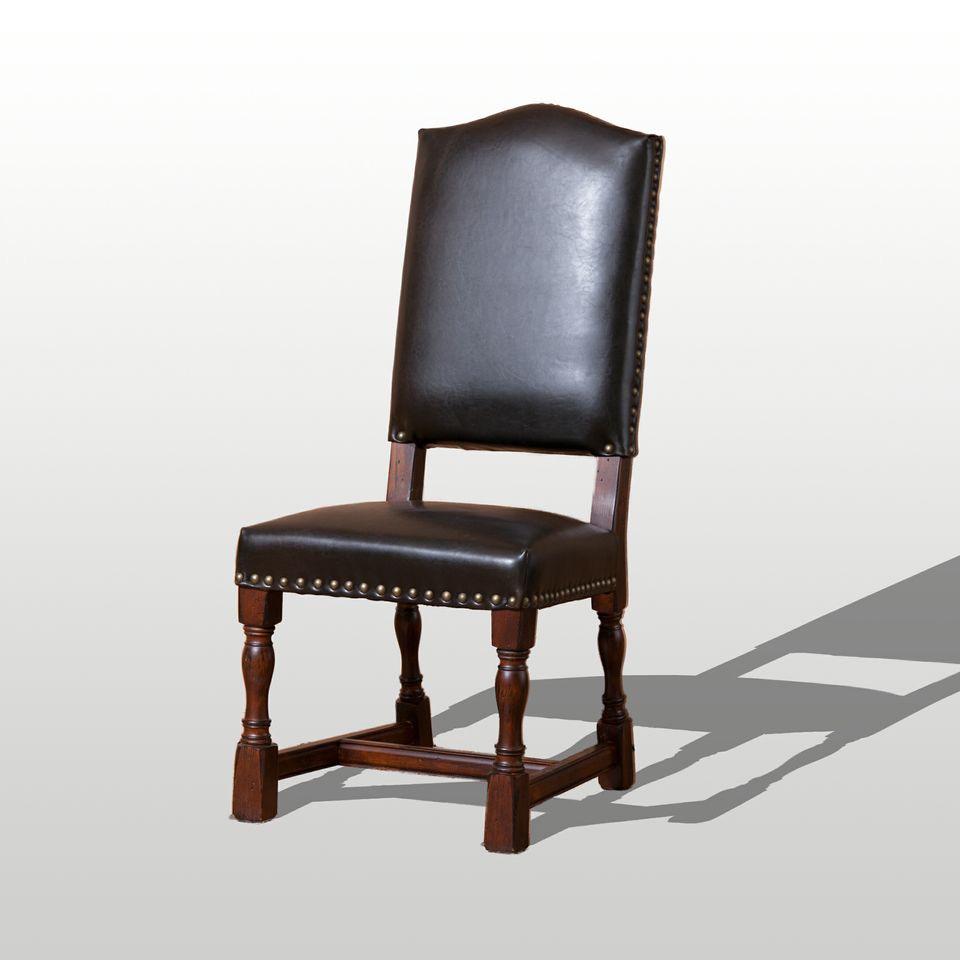 DC 9129 Jacobean Side  Chair