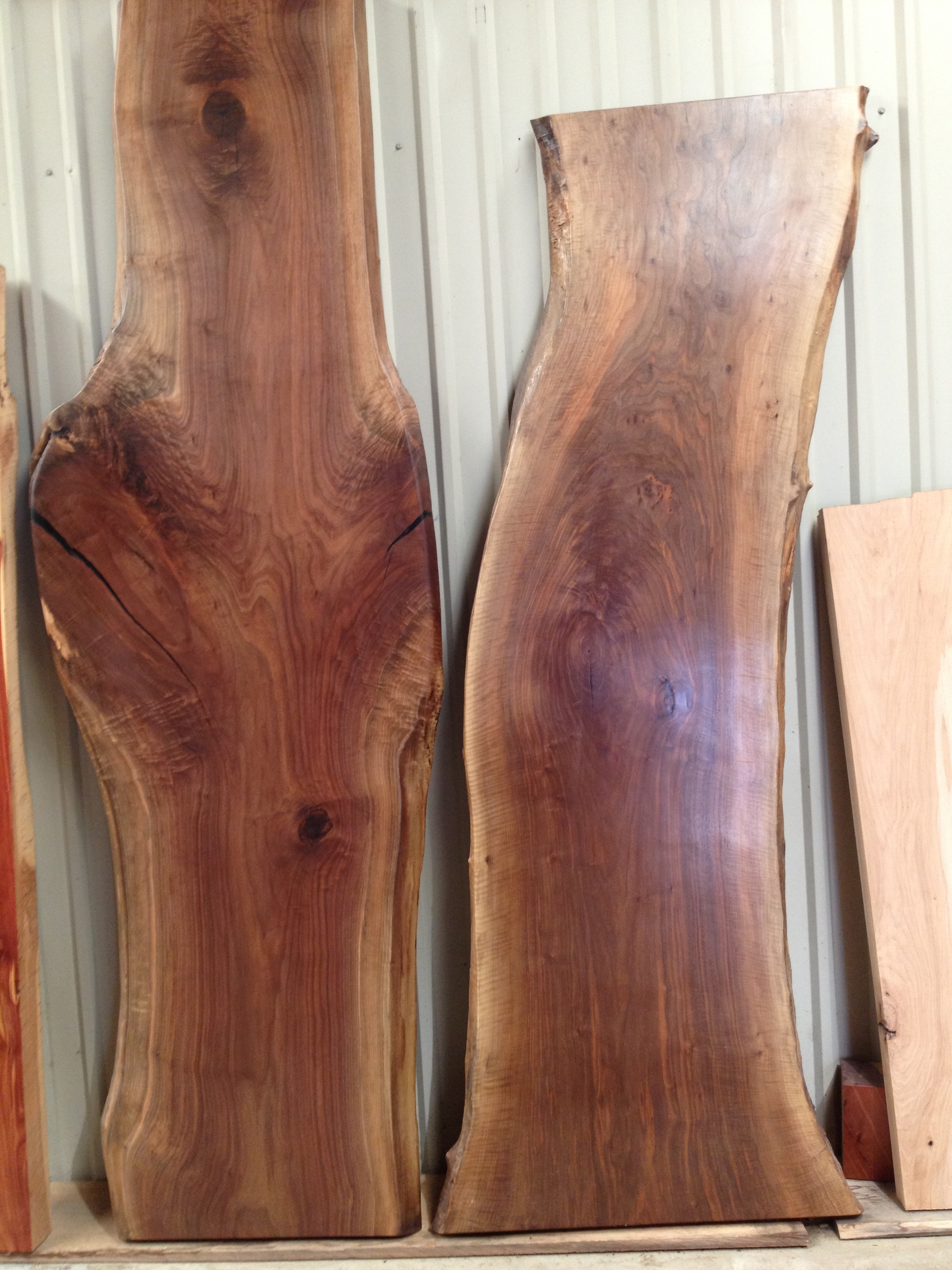 Walnut Slabs