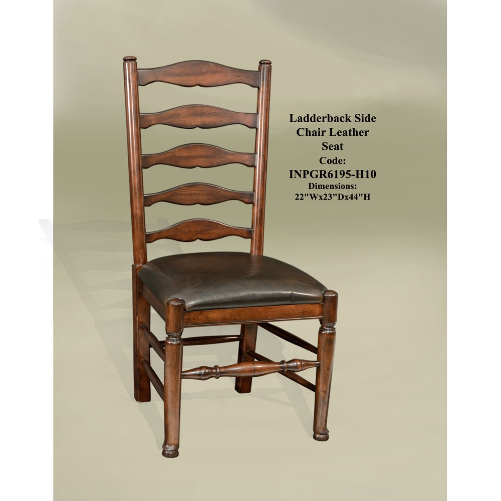 DC 9127 Ladderback Side Chair