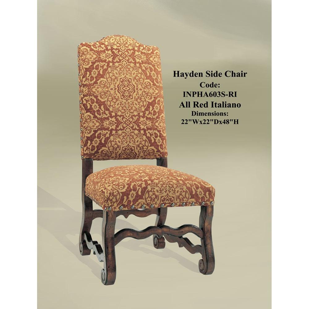 DC 9141 Hayden Side Chair