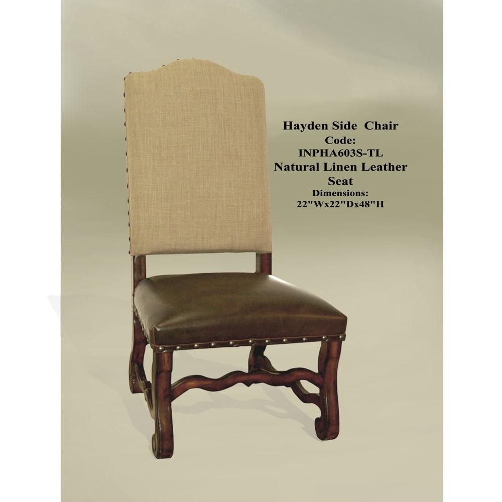 DC 9137 Hayden Side Chair