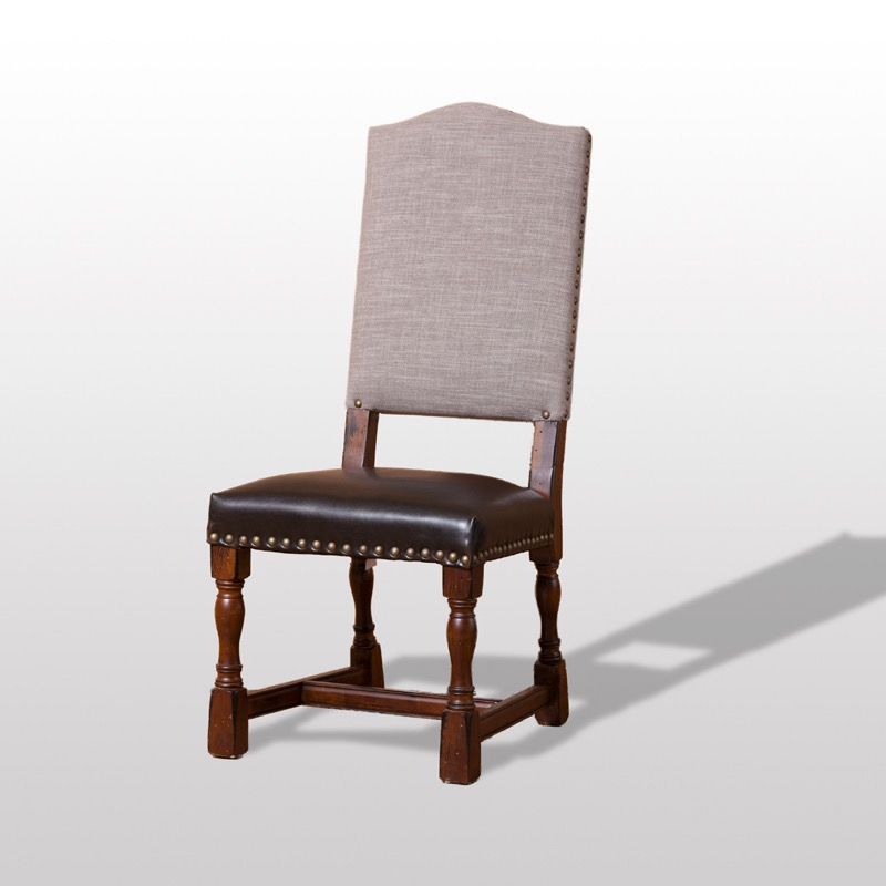 DC 9128 Jacobean Side Chair