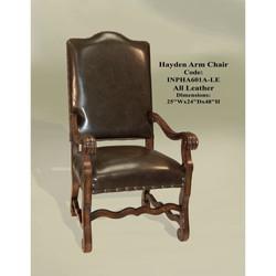 DC 9100 Hayden Arm Chair