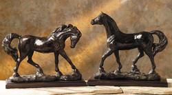 Horses (sold seperately)