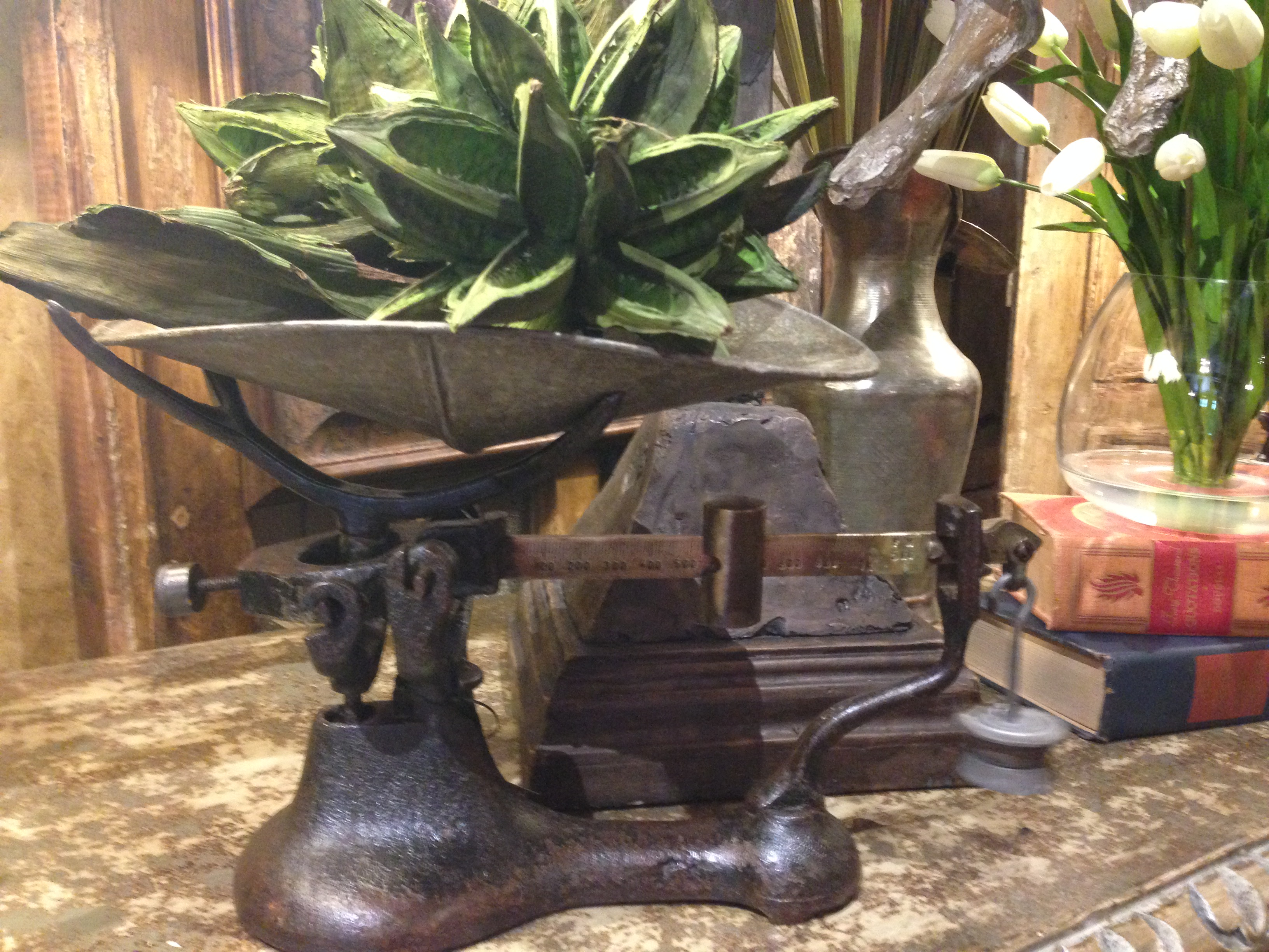Antique Scales