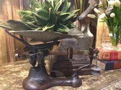 Antique Scales