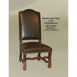 DC 9102 Hayden Side Chair