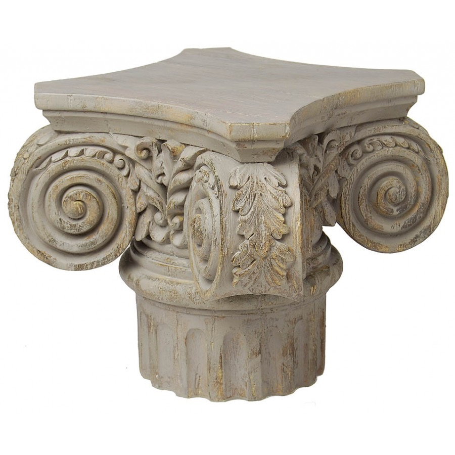 LF 007 Faux Wood Roman Pillar