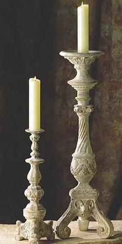Siren & Capricorn Candle Holder
