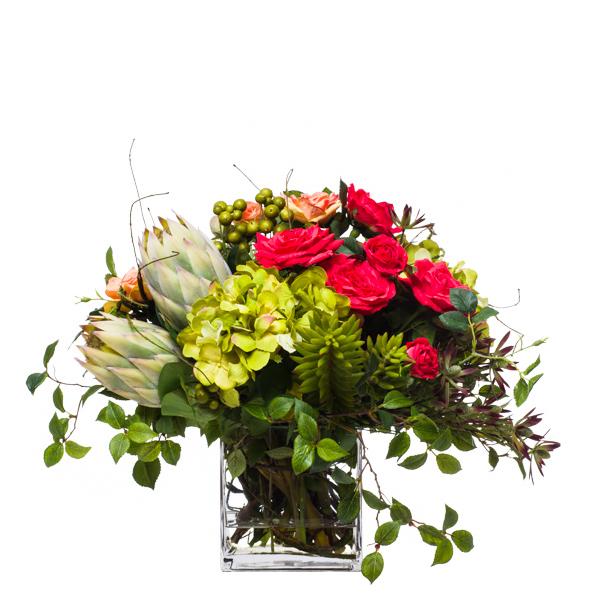 Classic Floral Centerpiece