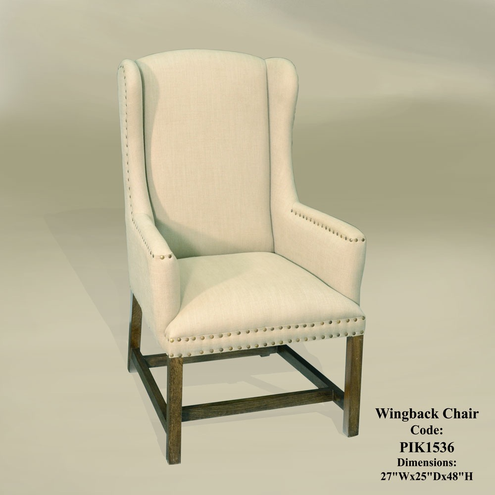DC 9109 Wingback Chair