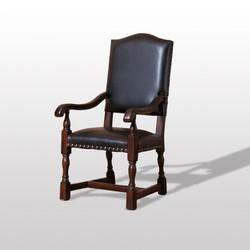 DC 9131 Jacobean Chair Arm