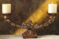 Double Candle Holder
