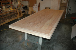 Dining Table Construction