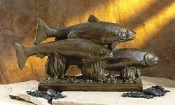 Three Salmon