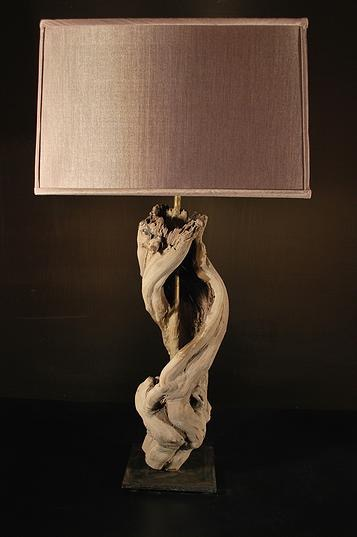 Lv-1 Grapevine Stalk Lamp