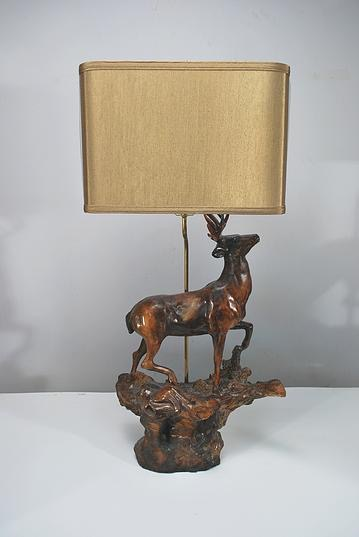 Lan-77 Deer Lamp