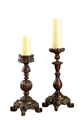 Bavarian & Cantabria Candle Holders