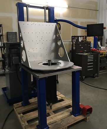 Custom CNC Forming Machine