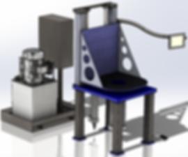 Custom CNC Forming Machine
