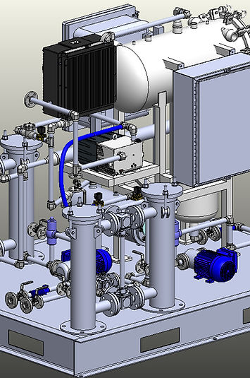 Pump Flow Design