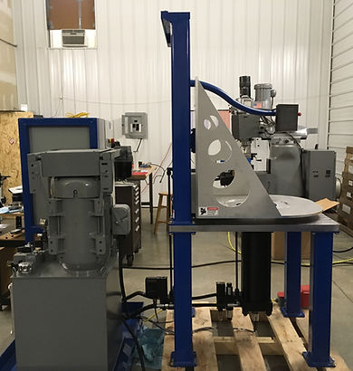 Custm CNC Bellows Forming Machine