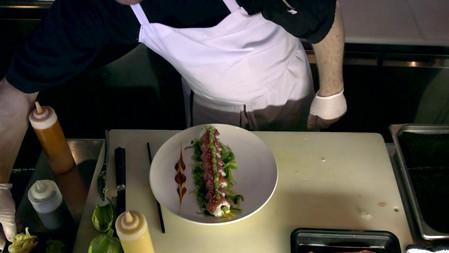 Sushi at Saltus