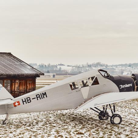 Die Legende kehrt zurück: Das erste Geschäftsreise Flugzeug der Welt zu Gast auf der EBACE