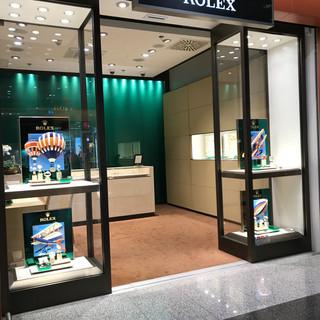Rolex Store Flughafen FRA