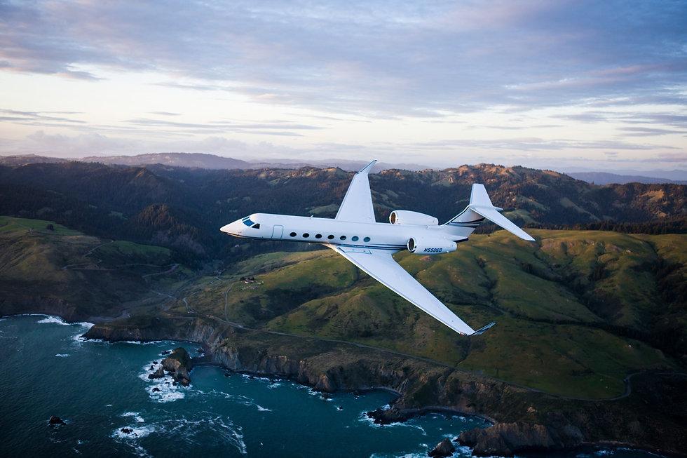 Gulfstream Privatjet