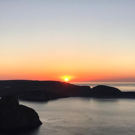 Spektakulär, atemberaubend und magisch zeigt sich das Nordland