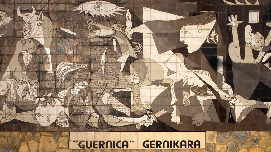 Mural Gernika, Picasso