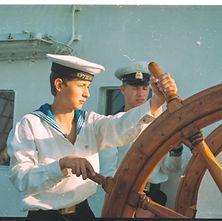 5._ «Молодые капитаны поведут наш карава